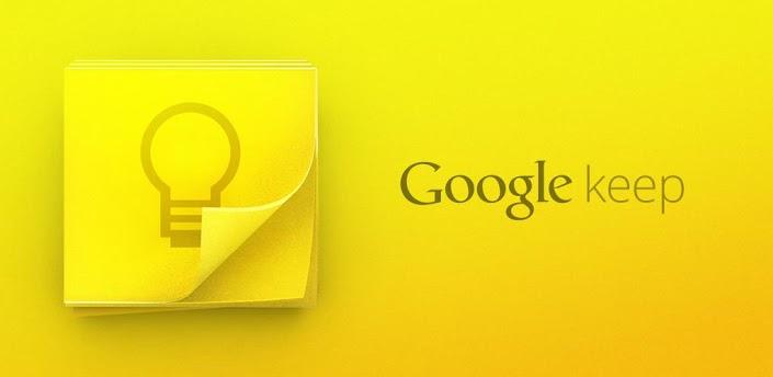 Google Keep spanish español
