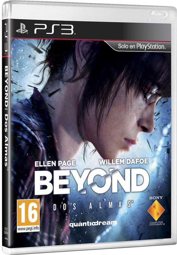 Beyond 2 dos alams cover cubierta portada