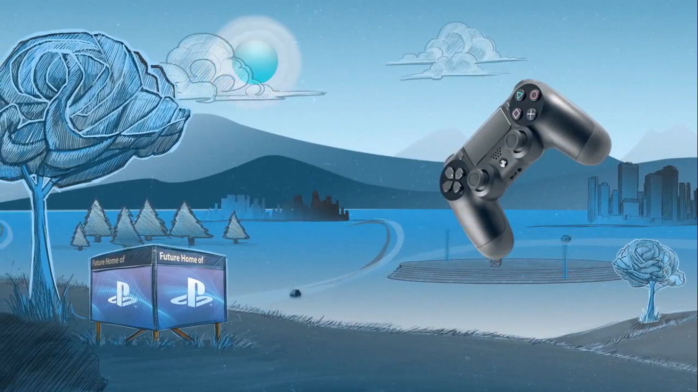 DualShock 4 Playstion 4 close up controller (3)