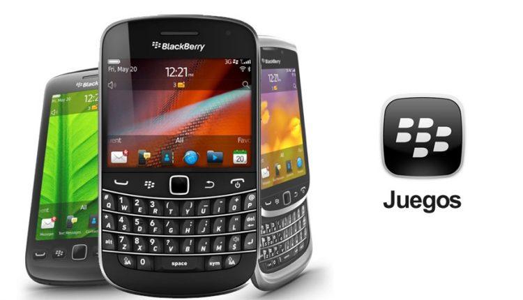 Los mejores juegos gratis para blackberry BB