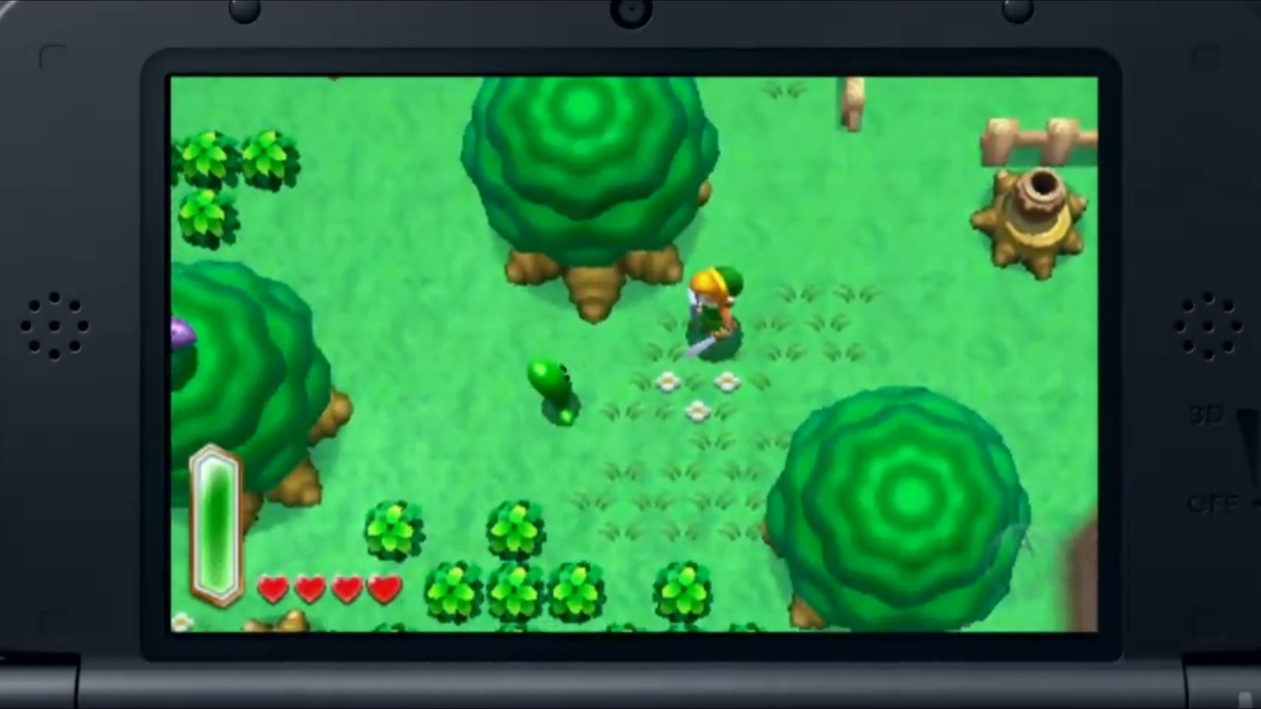 Zelda Link to the Past Nintendo Direct