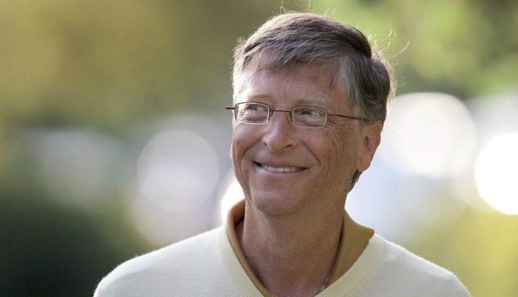 Bill Gates el hombre más ricos del mundo 2013