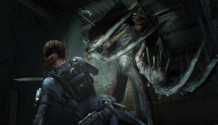 Resident Evil Revelations español