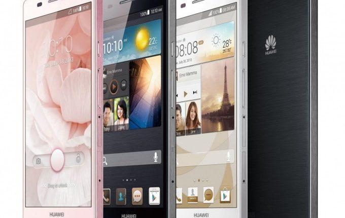 Huawei ascend-p6