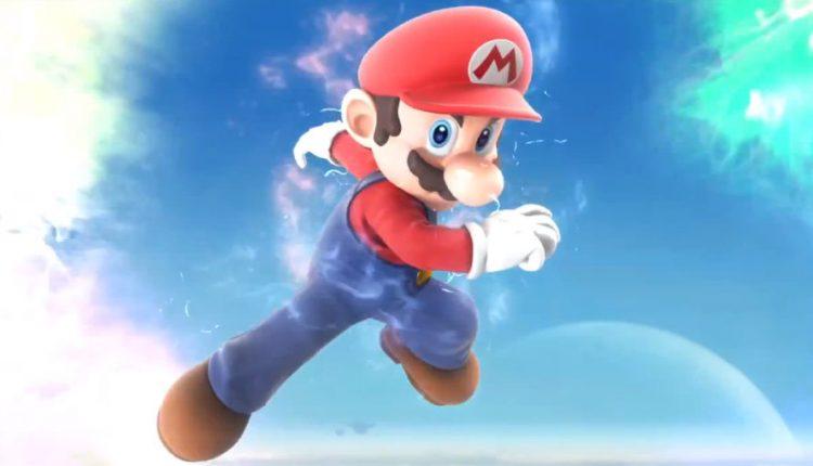 Super Smash Wii U Mario 3ds