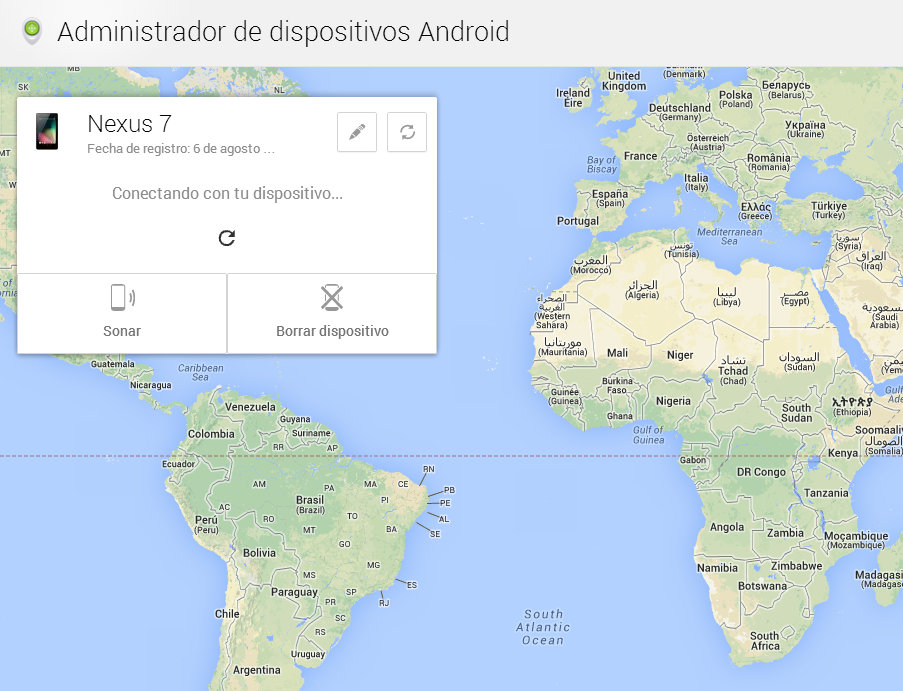 Android Device manager (2)