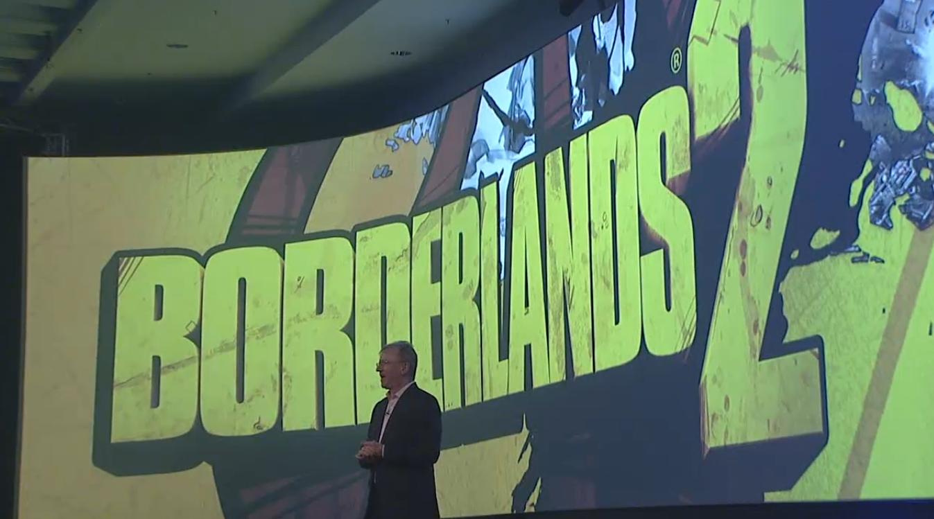 Borderlands 2 Vita