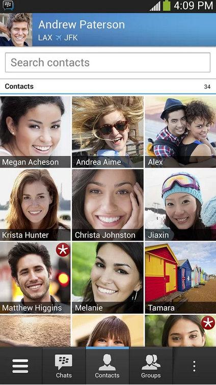 BBM app android