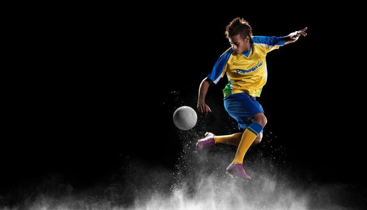 Panasonic Neymar ad