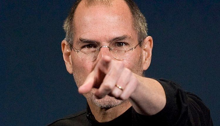 Steve Jobs 2 años