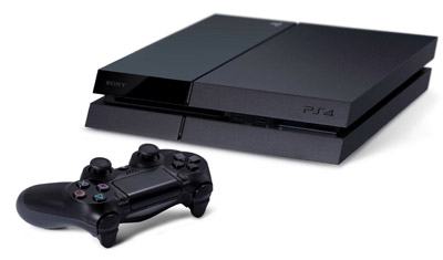 PS 4 small