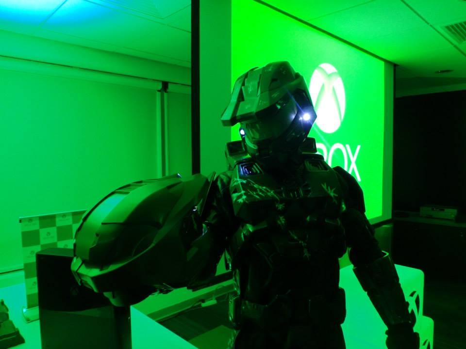 Xbox Master helmet