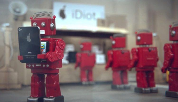iDiot short video