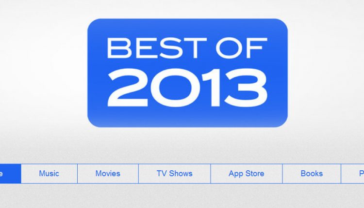 Best of 2013