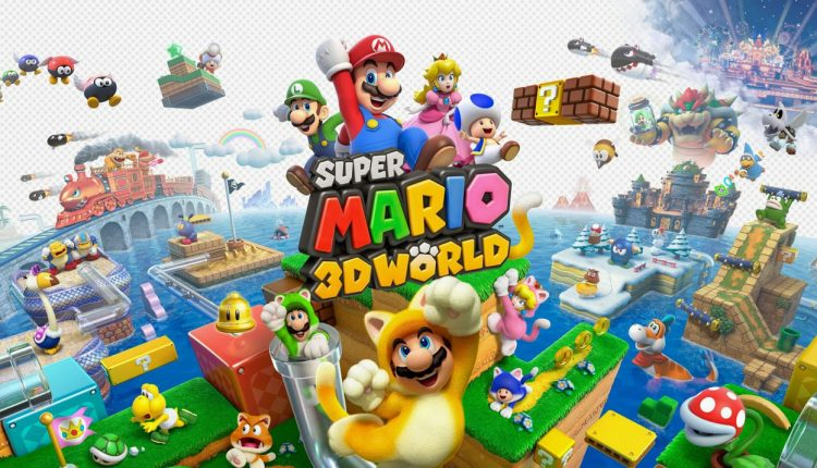 Nintendo 2013 best games for Wii U 3DS XL