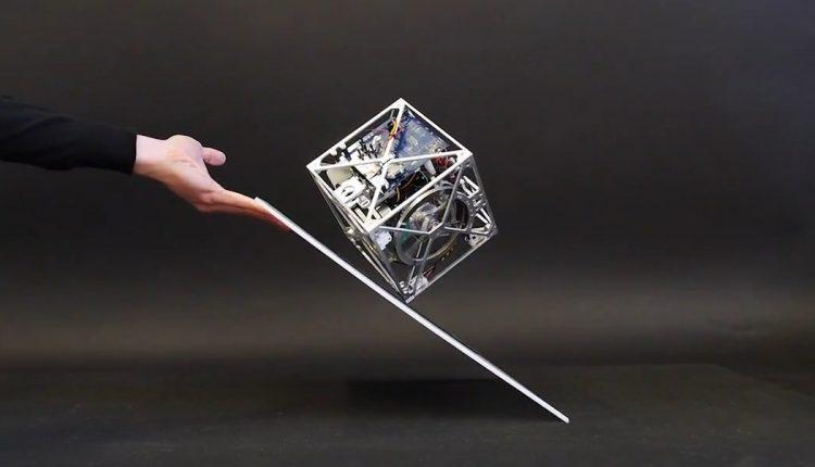 cubli cubo mágico