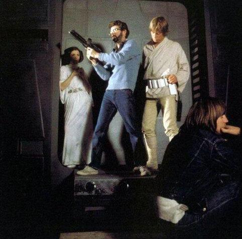 Star Wars detrás de cámras (12)