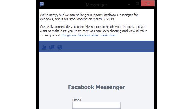 Facebook-Messenger-Windows