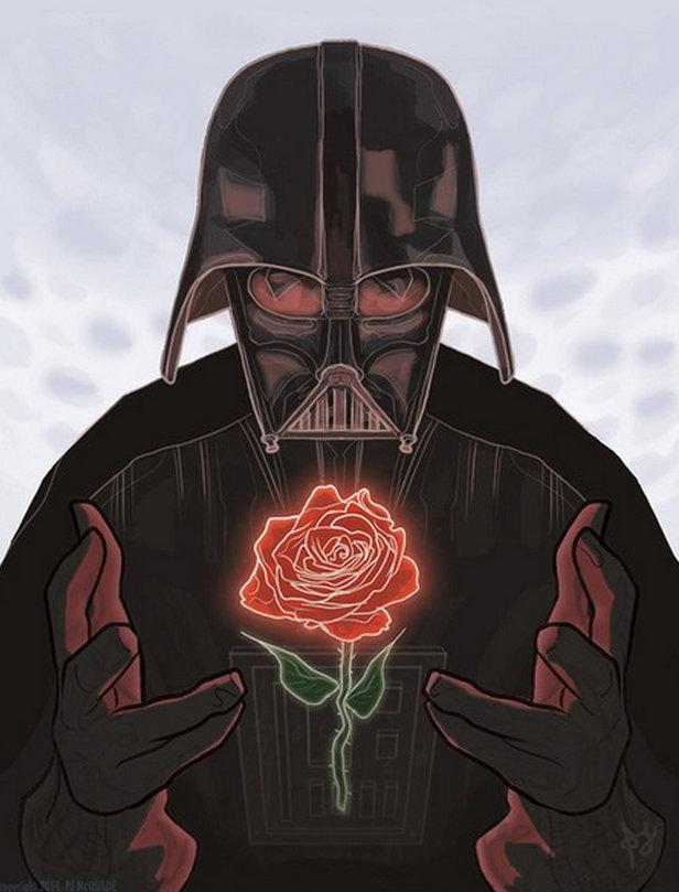 Tarjetas de San Valentín geek (8)