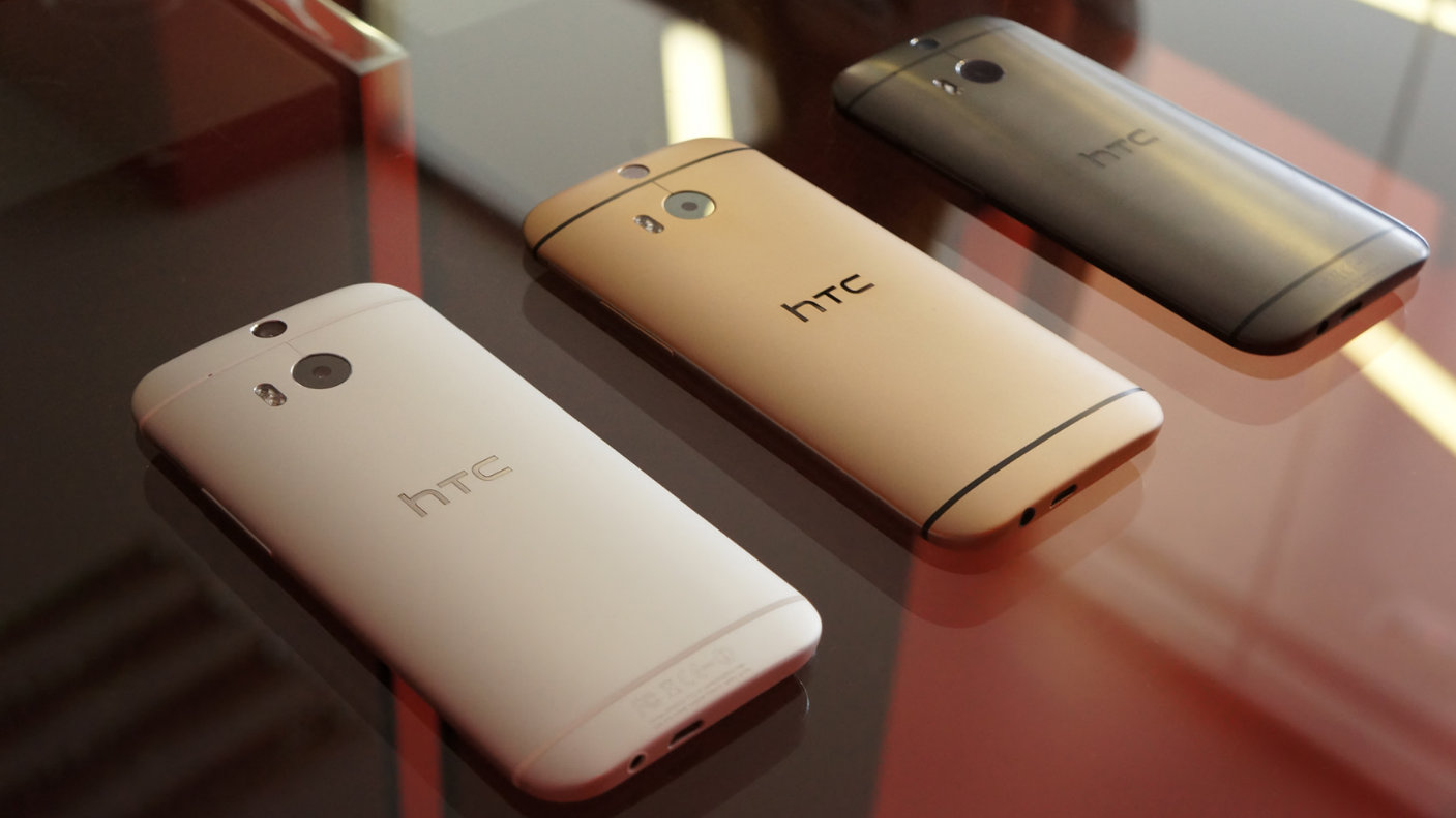 HTC One colores (1)