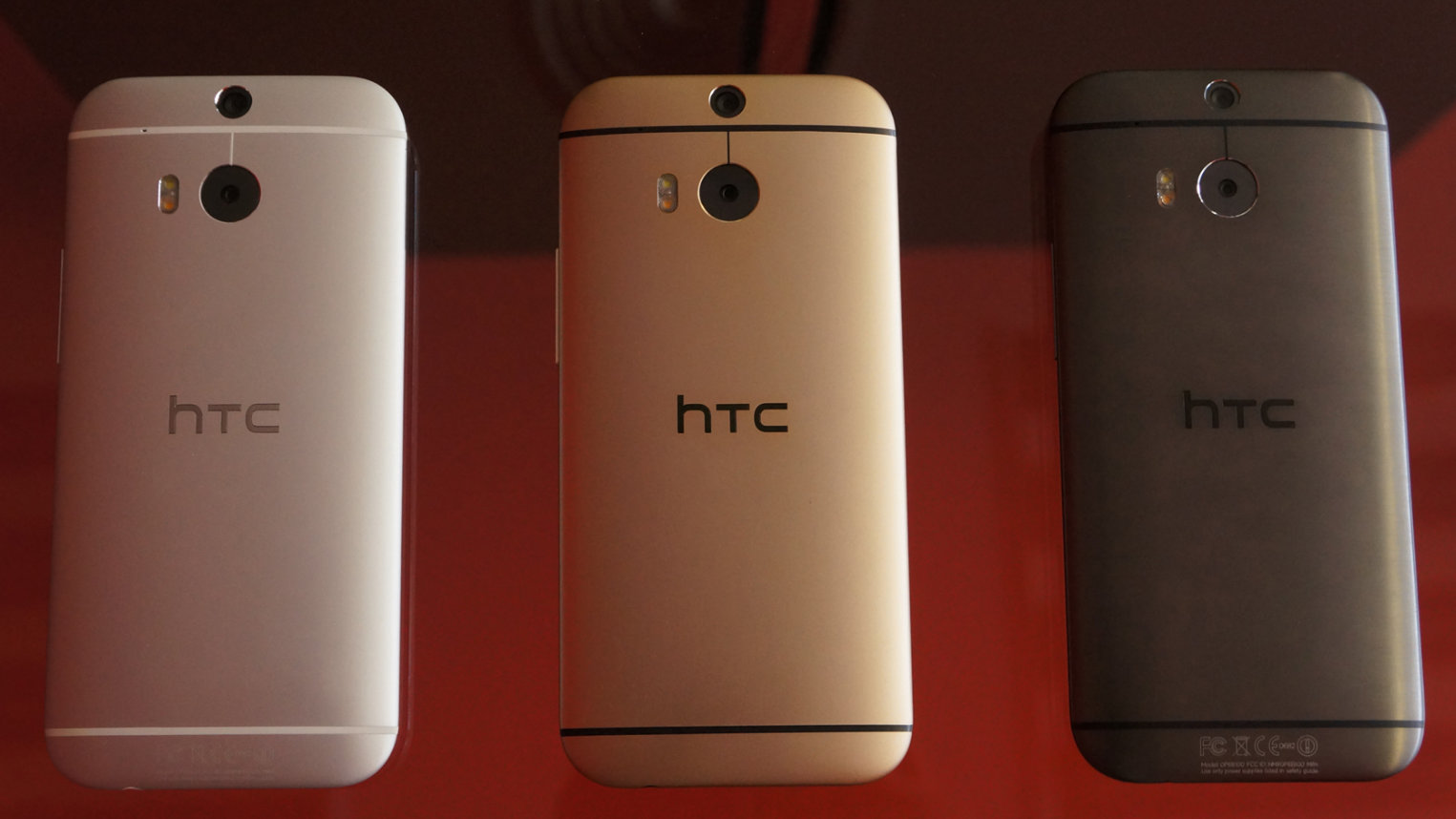 HTC One colores (4)