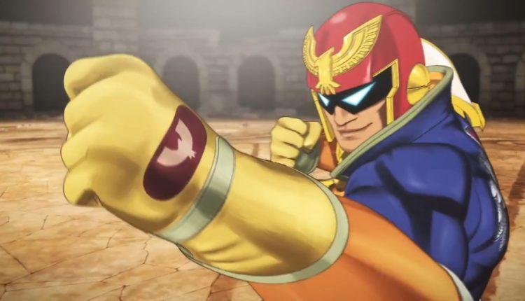 Captain falcon Super Smash (4)