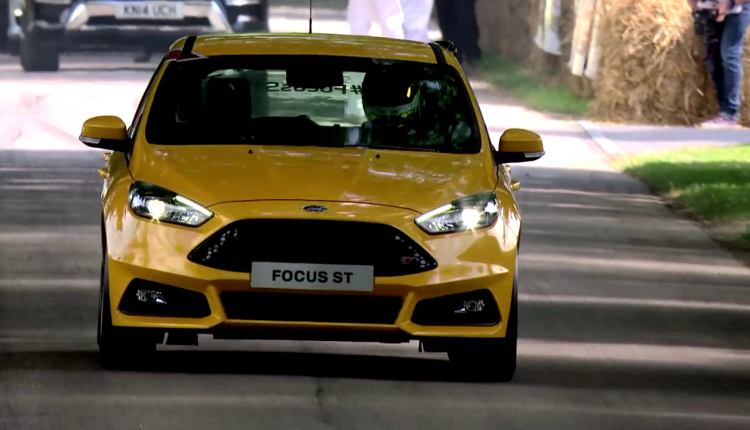 Ford Focus Real