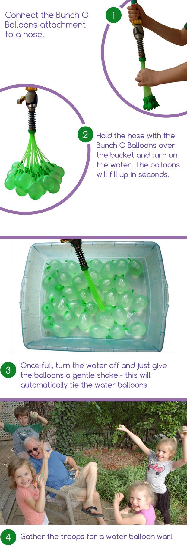 Globos de Agua 2