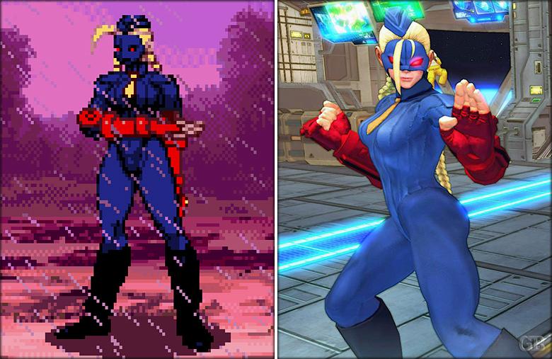 Retro Super Street fighter (10)