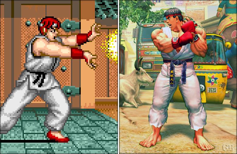 Retro Super Street fighter (28)