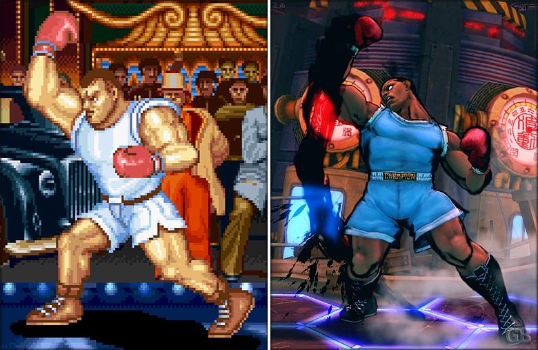Retro Super Street fighter (3)