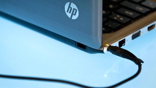 HP Adapter Fallo