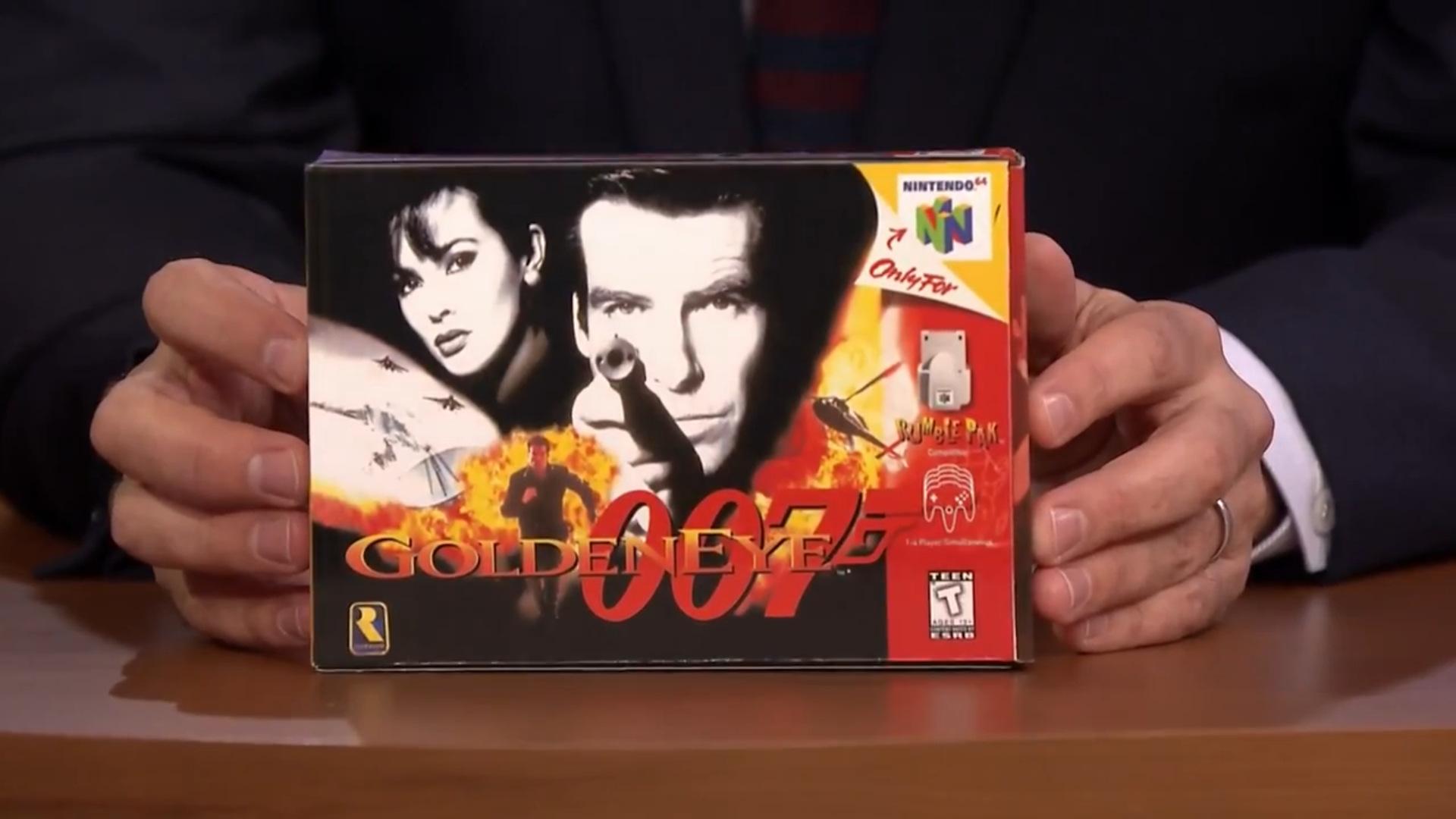 James Bond Nintendo 64 (1)