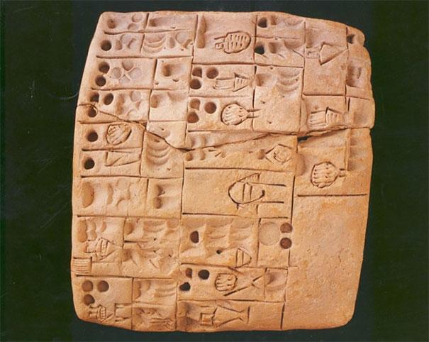 Las cosas más antiguas que se conocen (5)