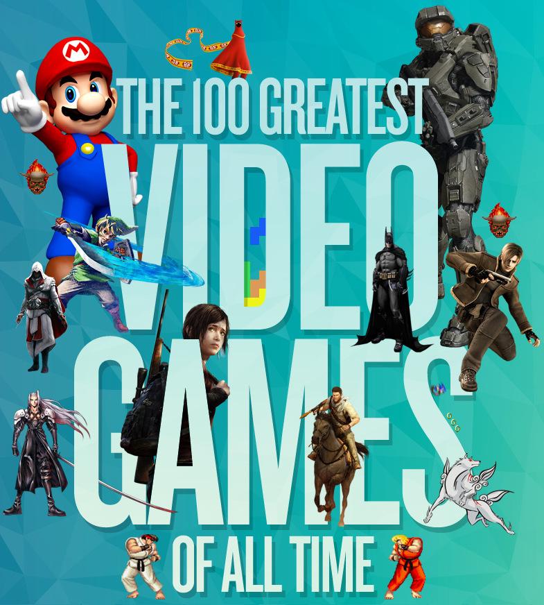 Los 100 mejores juegos de todos los tiemps (2)