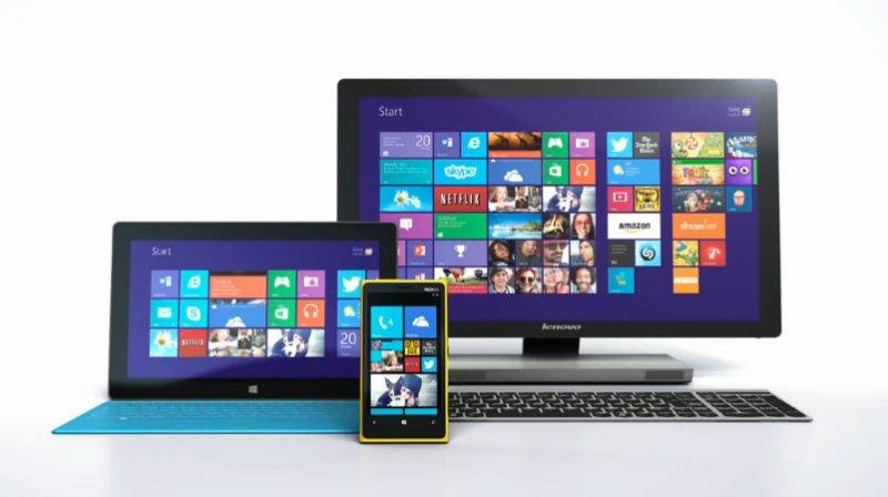 Microsoft Windows 8 Devices