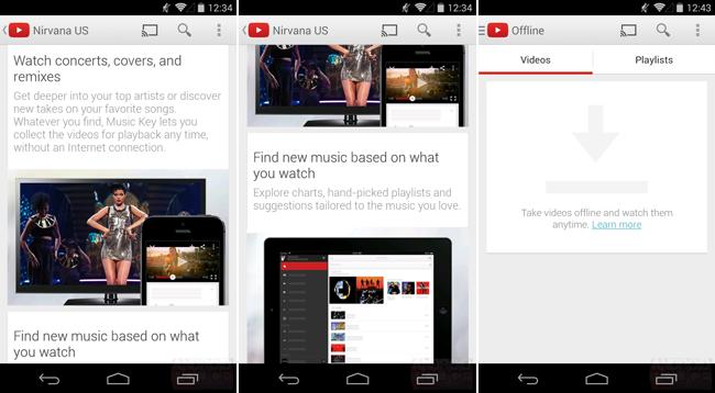 YouTube Music Key 4