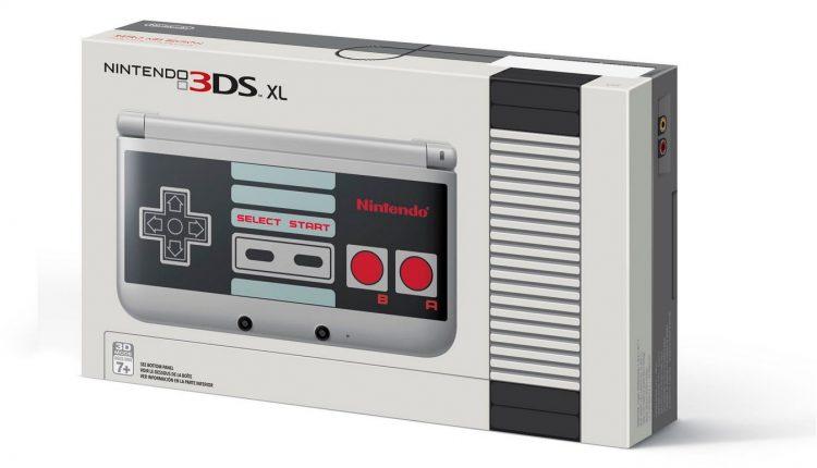 3ds xl NES
