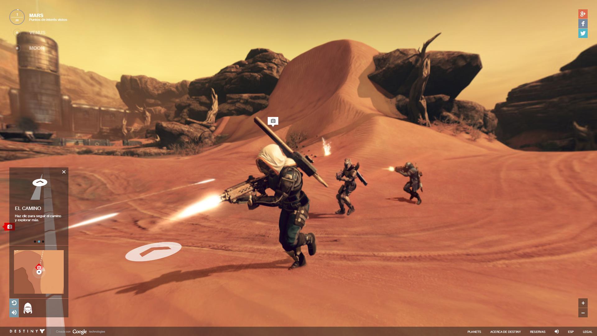 Destiny Google maps planet view (3)