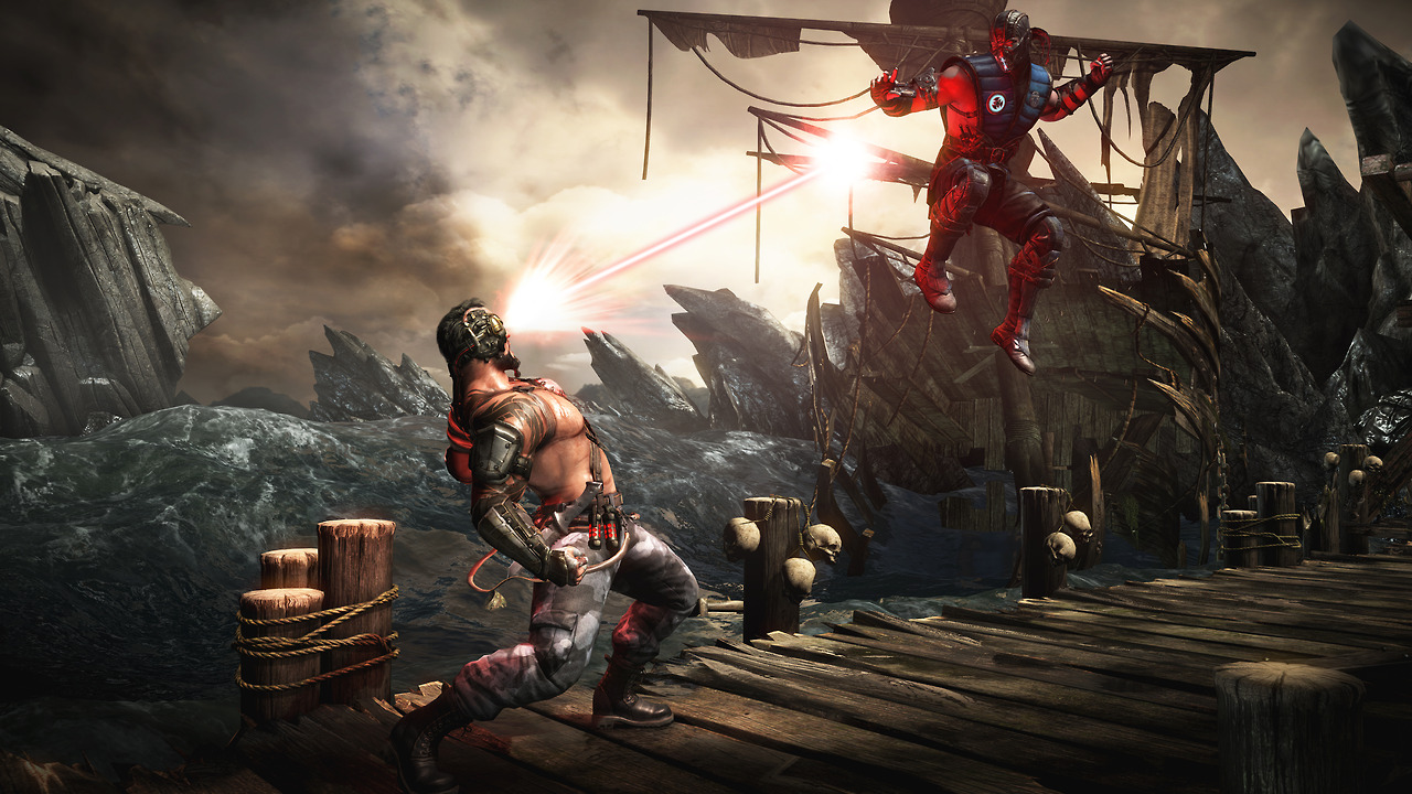Mortal Kombat X kano 4
