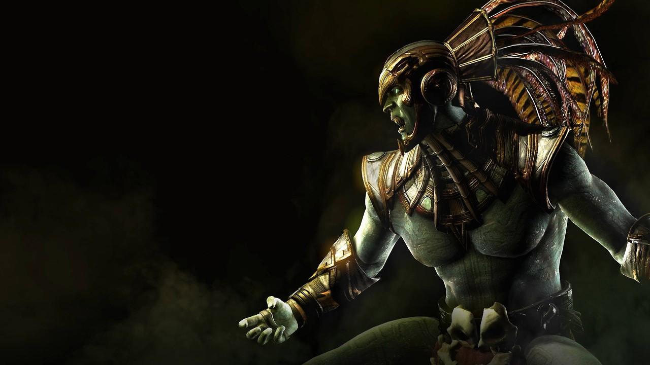 Mortal Kombat X personajes