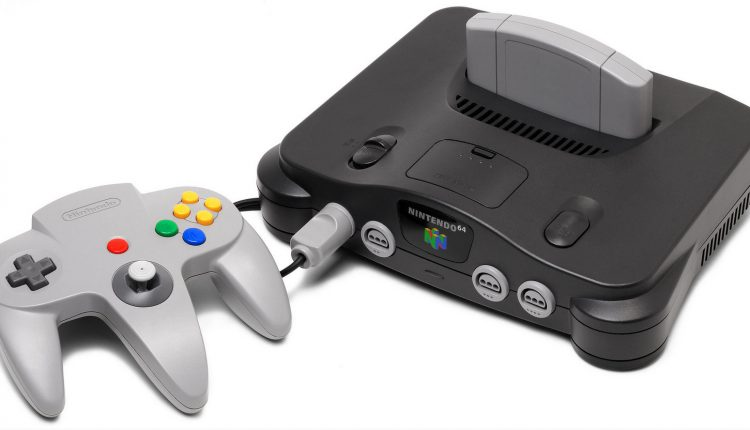 Nintendo 64 (2)