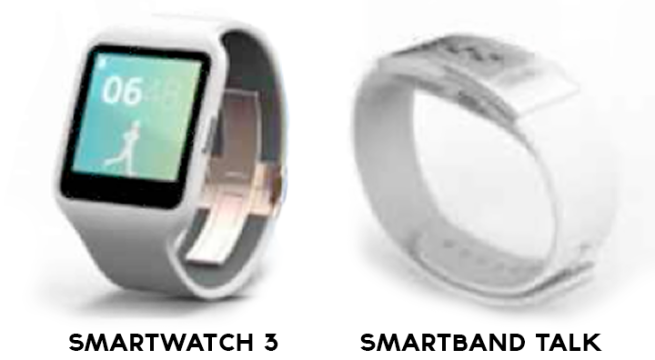 Sony IFA 2014 Android Wear