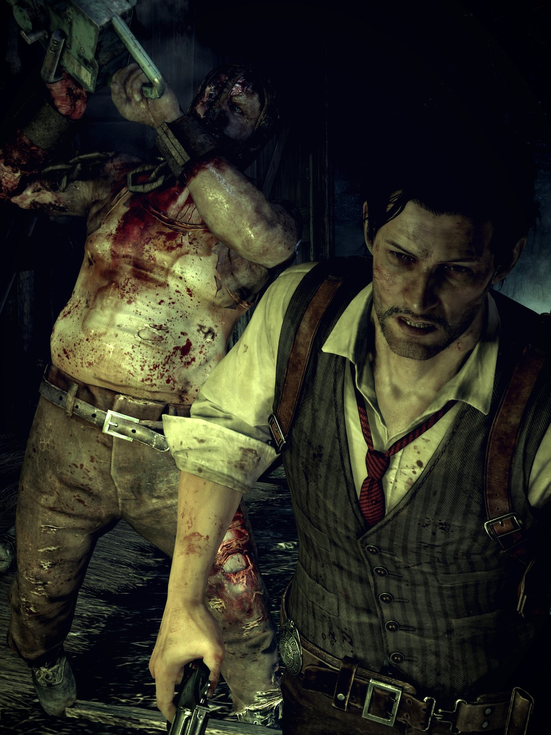 The Evil Within PC PS4 (1)