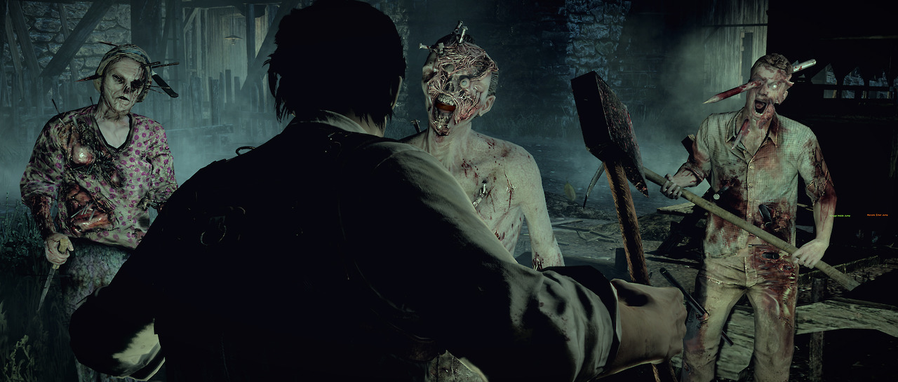 The Evil Within PC PS4 (2)