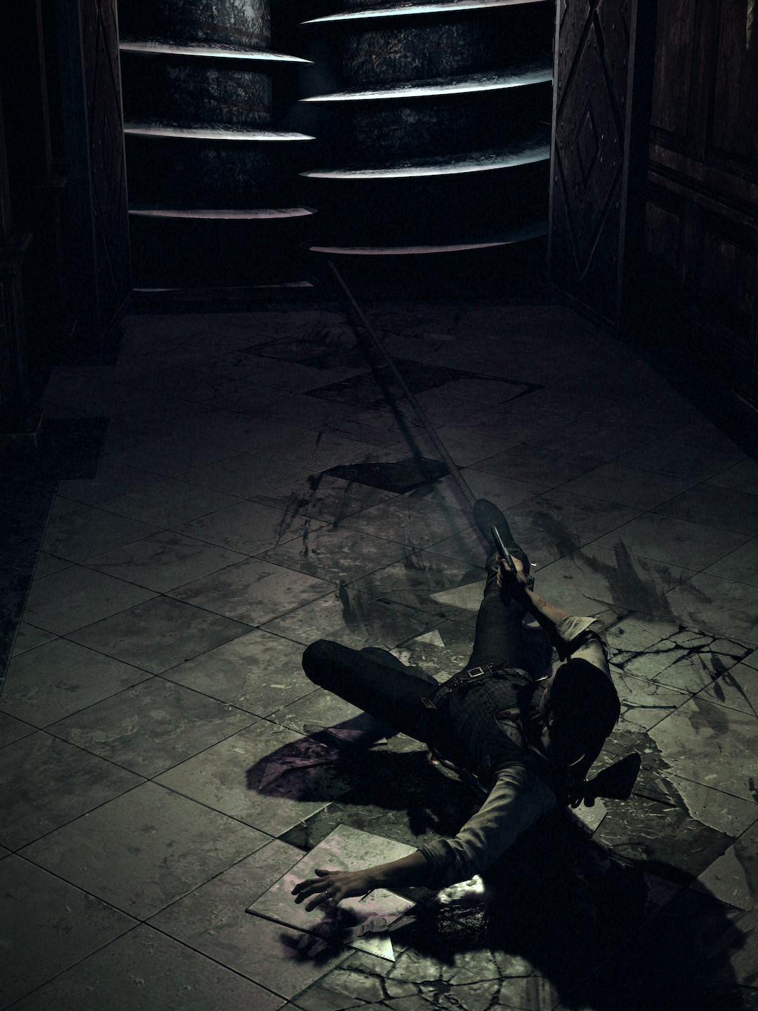 The Evil Within PC PS4 (3)