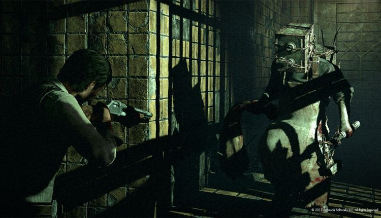 The Evil Within PC PS4 (7)