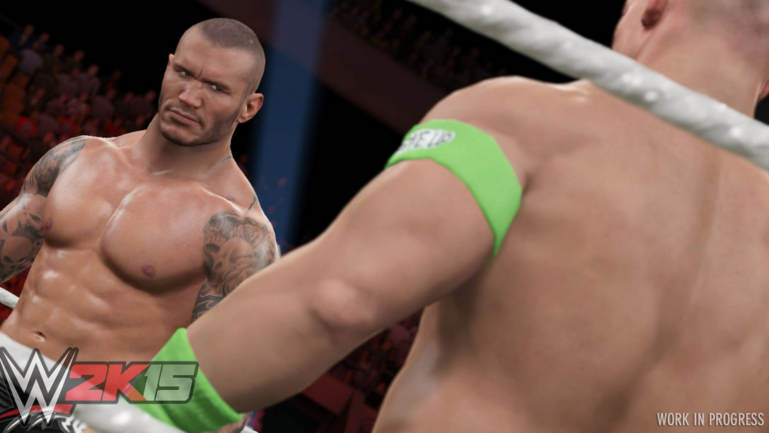 WWE 2k 15 (2)