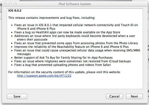 iOS-802-Changelog