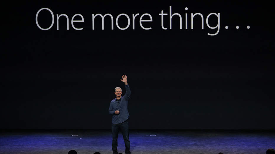 iWatch one more thing